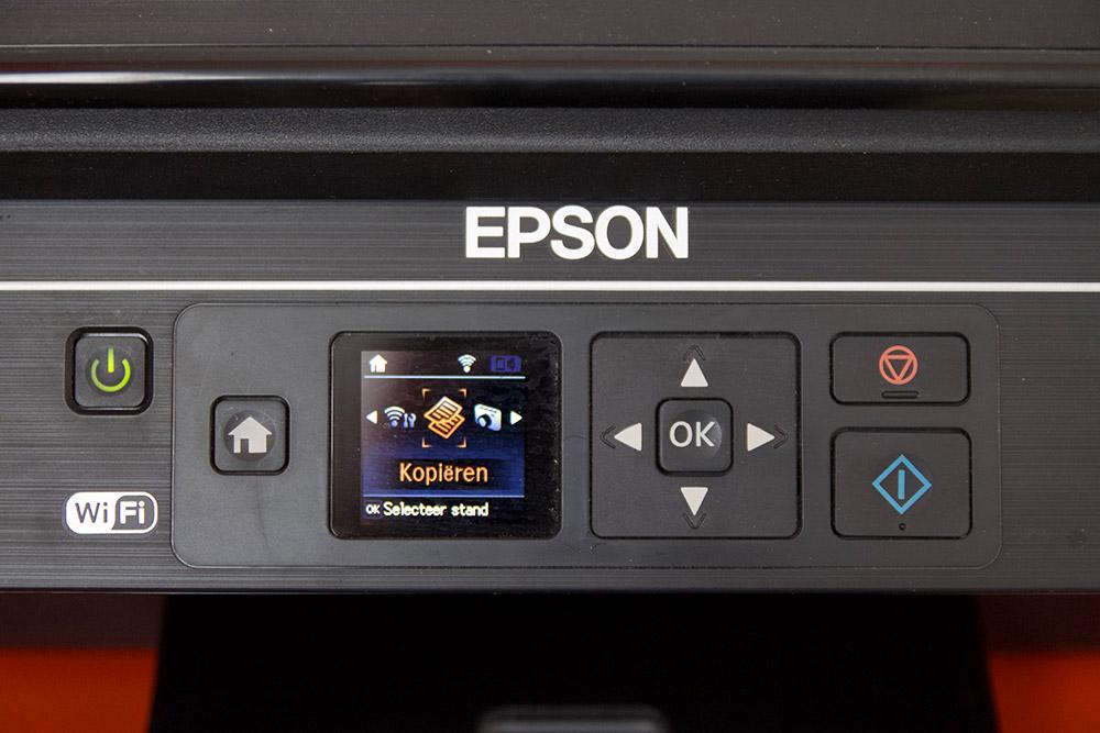 Epson ecotank ET-2650 printen, kopieëren en scannen