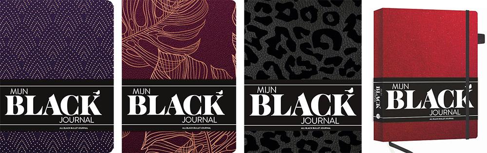 Covers mijn black journal