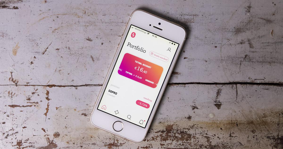 Bux zero review van de app