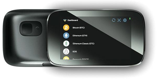 Beste hardware wallet - Ngrave zero