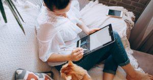 Tips bij thuiswerken voor meer productiviteit en geluk