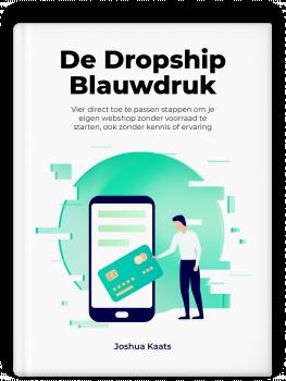 De dropship blauwdruk - ebook