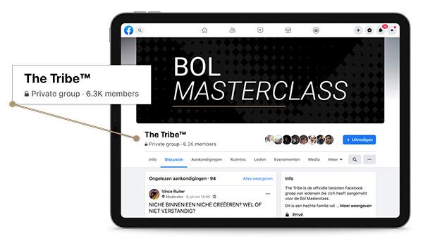 Bol Masterclass community