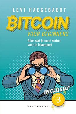 Bitcoin voor beginners - boek van Levi Haegebaert