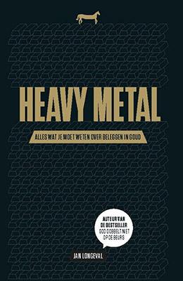 Heavy metal - boek over beleggen in goud