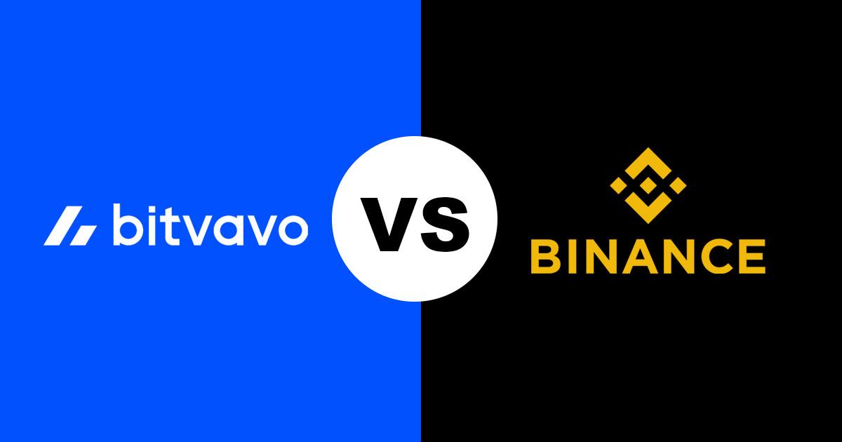 Binance vs Bitvavo